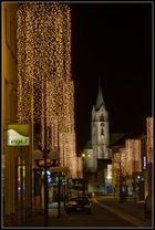Weihnachtsbeleuchtung Rapperswil-Jona