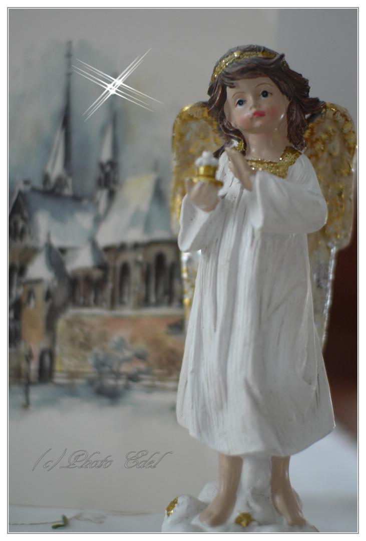 Weihnachtsbotschaft Foto & Bild | karten und kalender ...