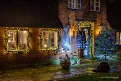 Weihnachtsbummel durch's Dorf