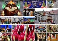 Weihnachtsdorf Residenz
