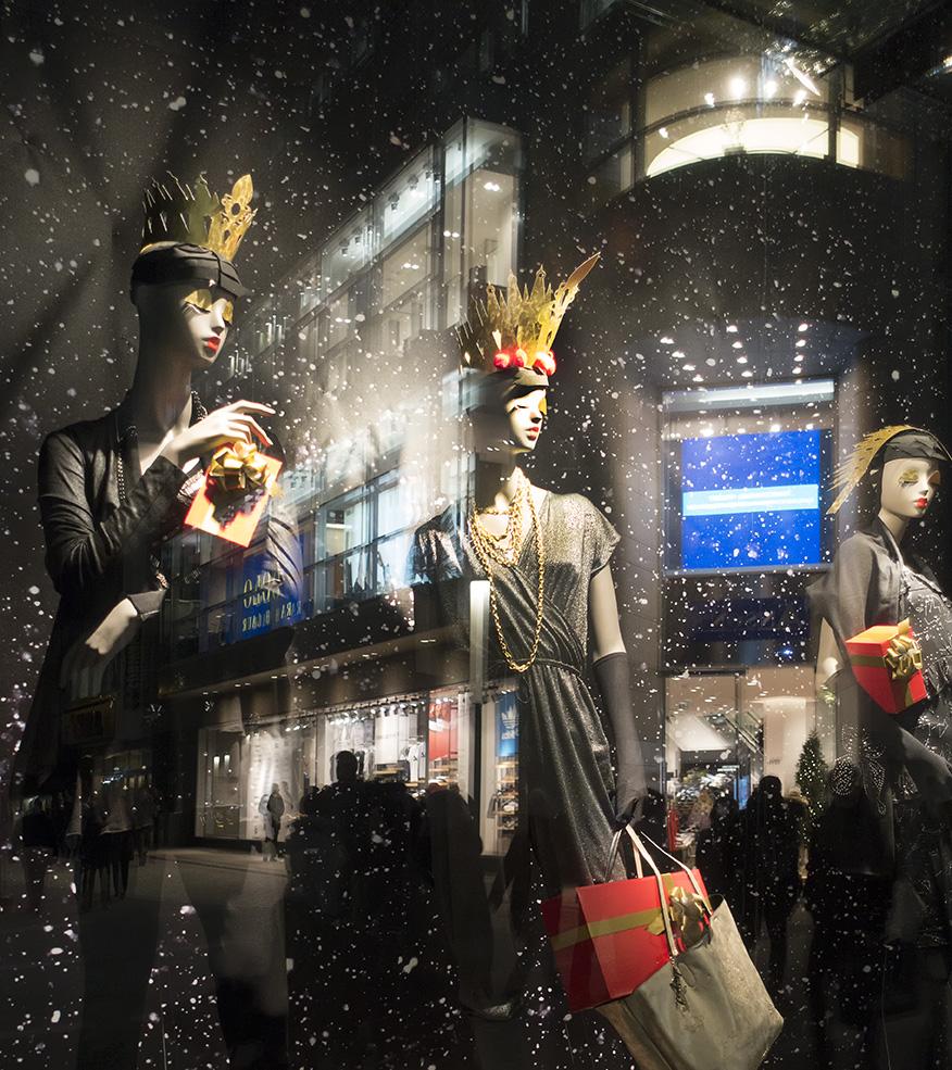 Weihnachtseinkauf der Amazonen Foto & Bild | stillleben, projekte ...