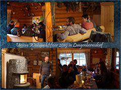 Weihnachtsfeier in Langenbernsdorf 2019