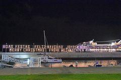 Weihnachtsflair in Funchal auf Madeira (1)