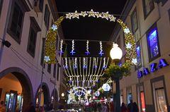 Weihnachtsflair in Funchal auf Madeira (4)