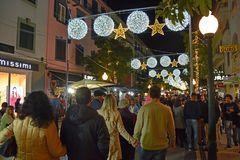 Weihnachtsflair in Funchal auf Madeira (5)