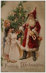 Weihnachtsgedanken- Zeit der Kindheit