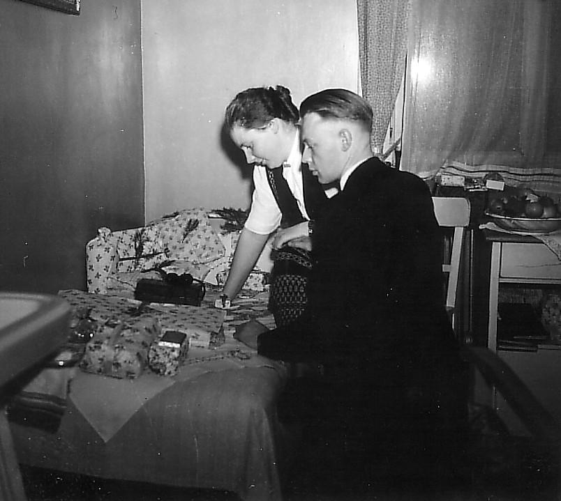 Weihnachtsgeschenke 1951