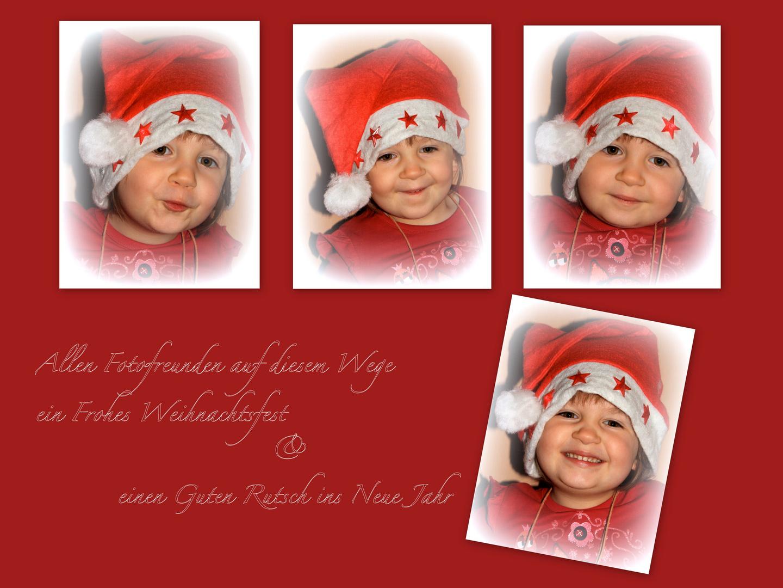Weihnachtsgrüße Enkelkind.Weihnachtsgrüße Foto Bild Kinder Kinder Ab 2 Weihnachten