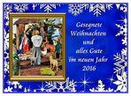 Weihnachtsgrüße 2015