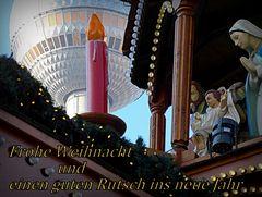 Weihnachtsgrüße aus Berlin..