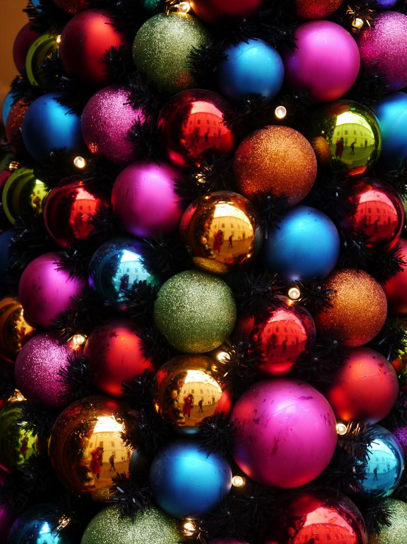 Weihnachtskugeln Foto & Bild | stillleben, sammlungen, weihnachten ...
