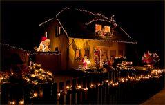 Weihnachtslichterhaus