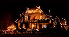 Weihnachtslichterhaus II