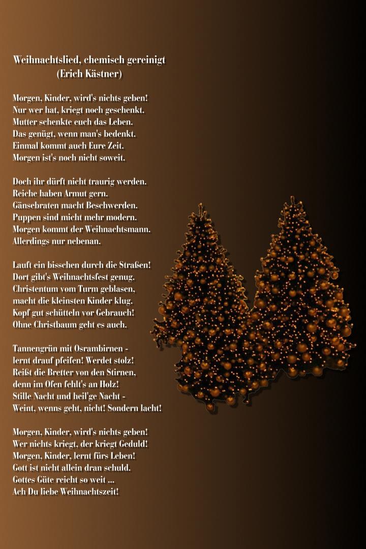 Weihnachtslied, chemisch gereinigt Foto & Bild | karten und kalender ...