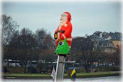 Weihnachtsmann ahoi!