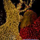 Weihnachtsmann am Kurfürstendamm