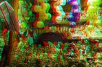 Weihnachtsmarkt 1 (3D-Foto)