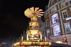 Weihnachtsmarkt 2019 in Rostock (1)