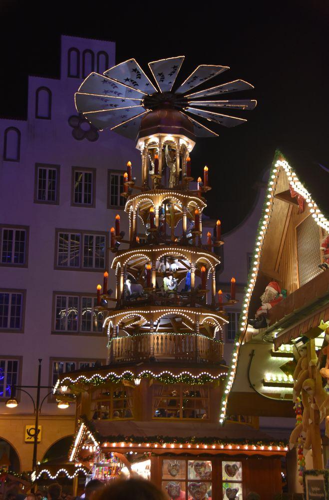 Weihnachtsmarkt 2019 in Rostock (2)