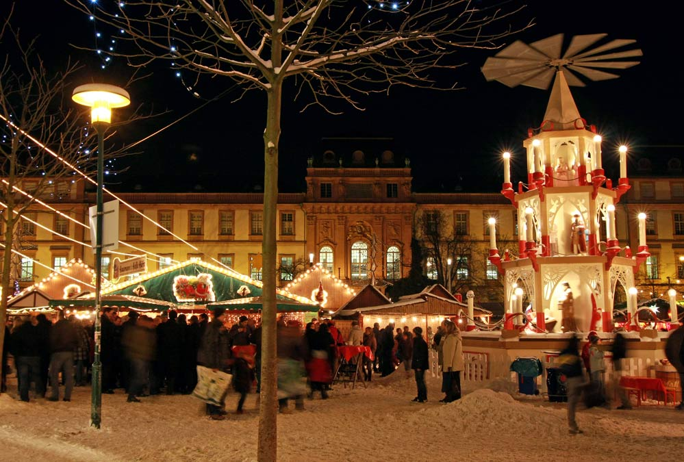 weihnachtsmarkt foto bild deutschland europe hessen. Black Bedroom Furniture Sets. Home Design Ideas