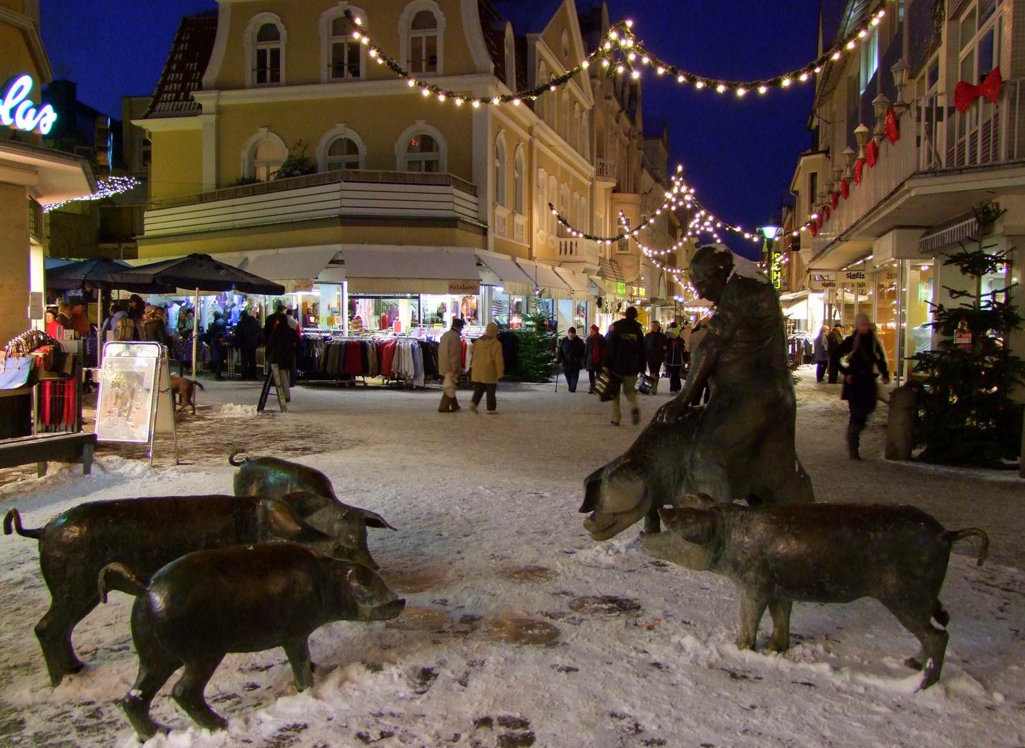 Bad Oeynhausen Weihnachtsmarkt.Weihnachtsmarkt Foto Bild Jahreszeiten Winter Gs Bad