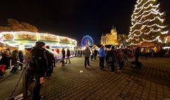 ... Weihnachtsmarkt ...