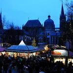 Weihnachtsmarkt Aachen 2014