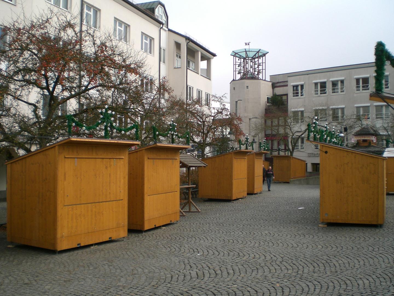 Weihnachtsmarkt am 1.Advent in Unterschleissheim