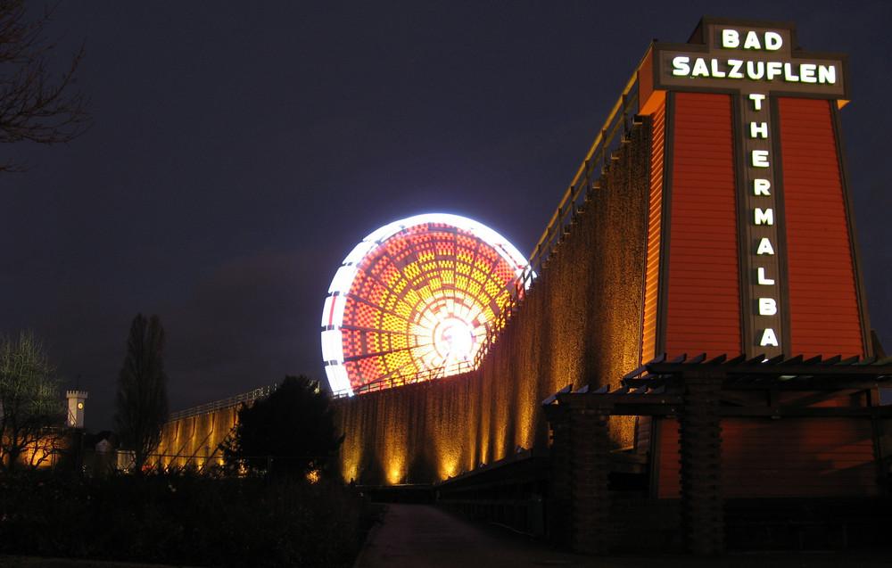 Weihnachtsmarkt am Gradierwerk (Bad Salzuflen)