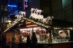 Weihnachtsmarkt am Schadowplatz