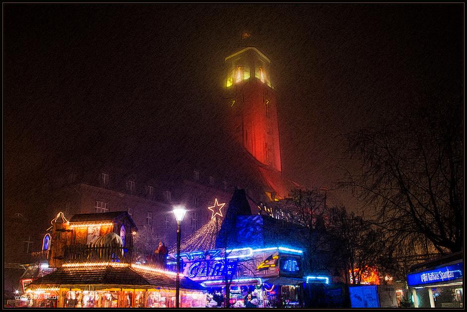 weihnachtsmarkt am spandauer rathaus