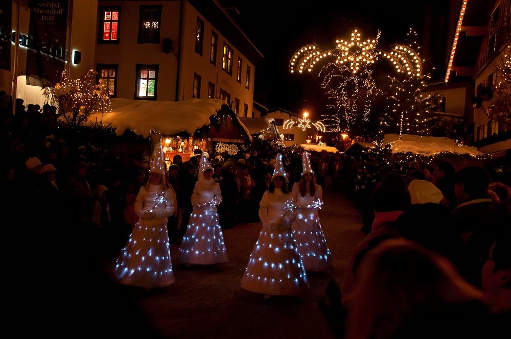 Bad Hindelang Weihnachtsmarkt.Weihnachtsmarkt Bad Hindelang Foto Bild Erwachsene