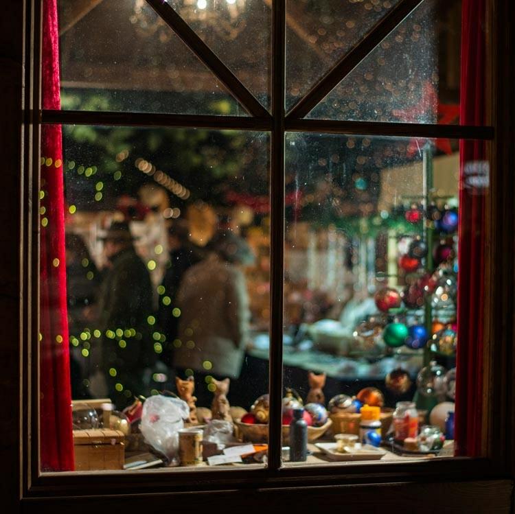 Weihnachtsmarkt Bad Salzuflen am Nikolaustag 2012