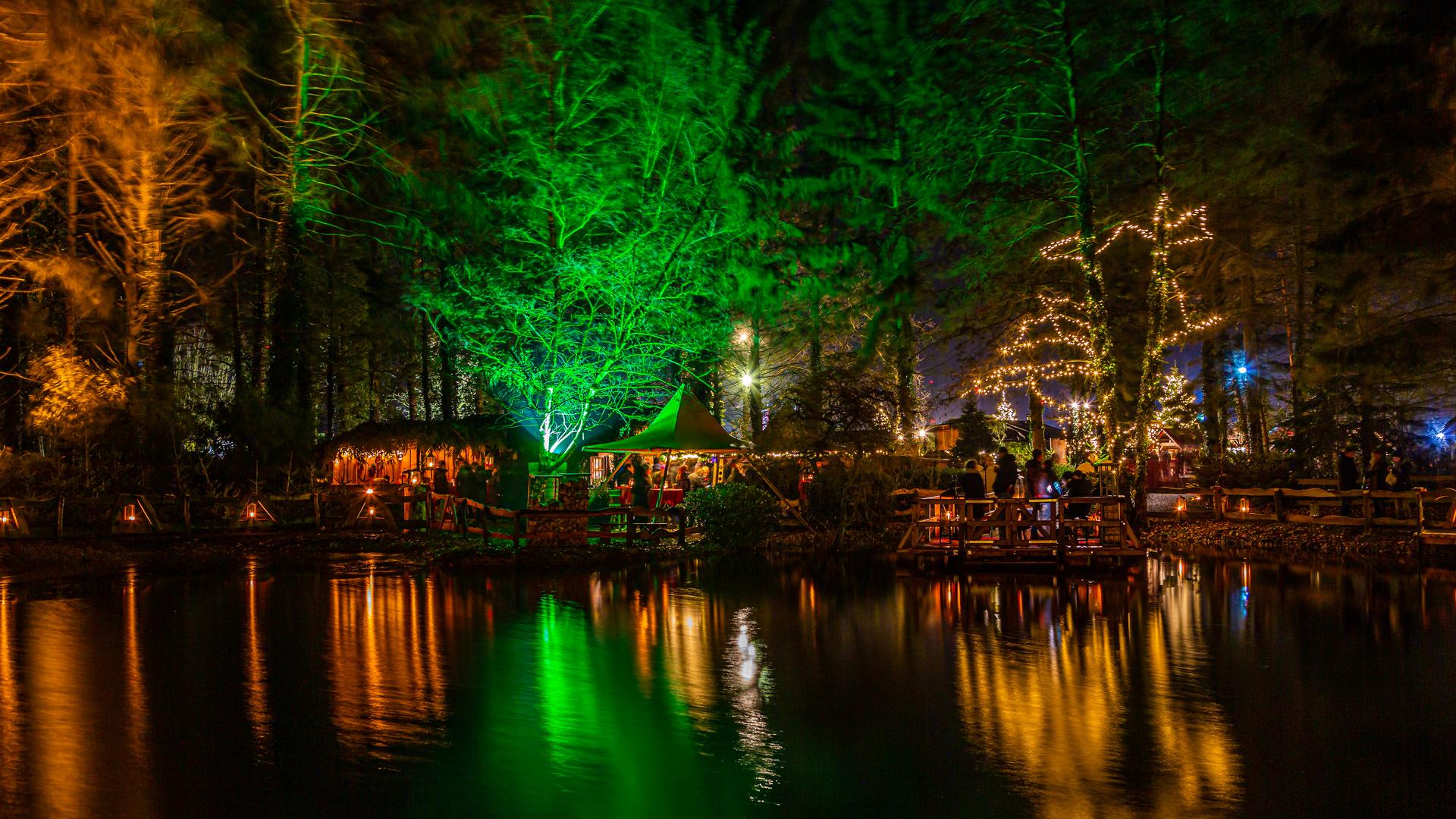 Weihnachtsmarkt Borken-Marbeck 2019