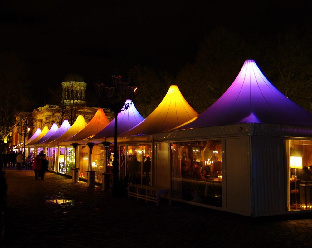 Weihnachtsmarkt Charlottenburger Schloß