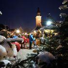 Weihnachtsmarkt  der besonderen Art.