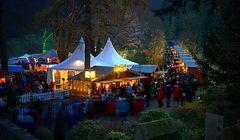 Weihnachtsmarkt Drachenburg Königswinter