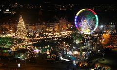 Weihnachtsmarkt Erfurt 2014