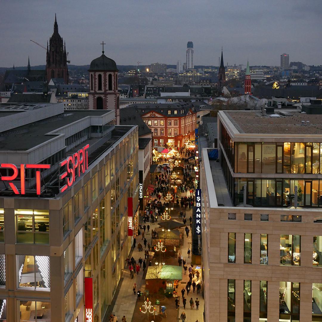 Weihnachtsmarkt Frankfurt Am Main.Weihnachtsmarkt Frankfurt Am Main Ii Foto Bild Architektur