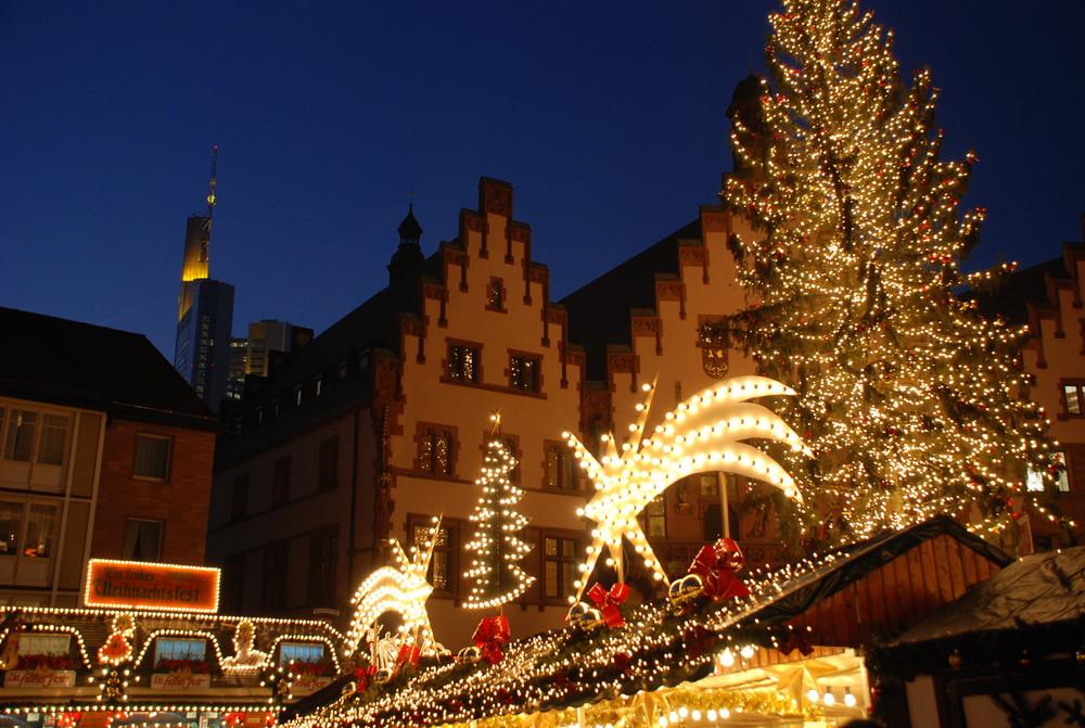 Weihnachten Frankfurt