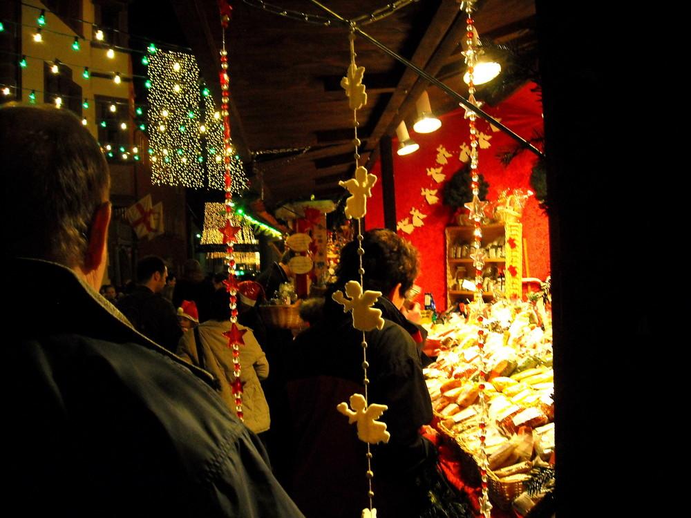 Weihnachtsmarkt Freiburg im Breisgau