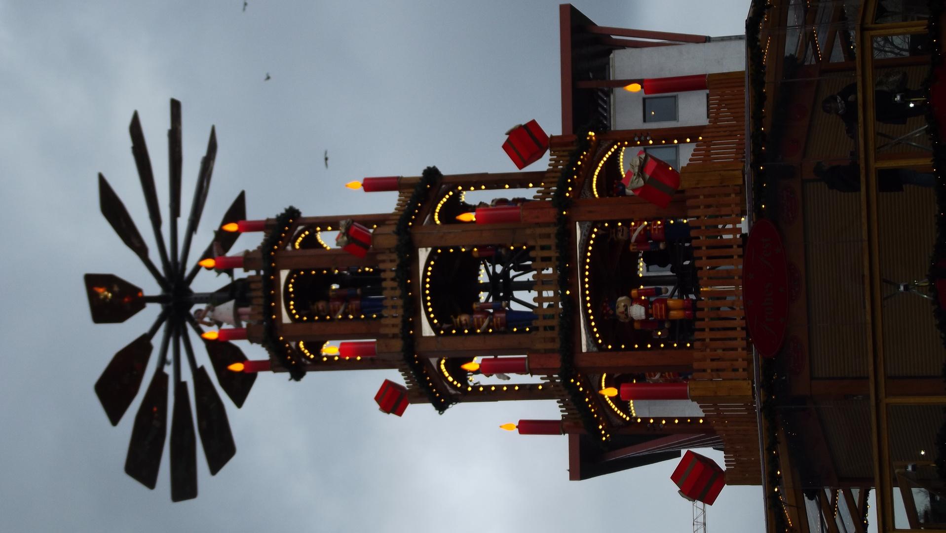 Weihnachtsmarkt Fulda Stände