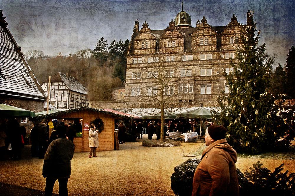 ~Weihnachtsmarkt Hämelschenburg~