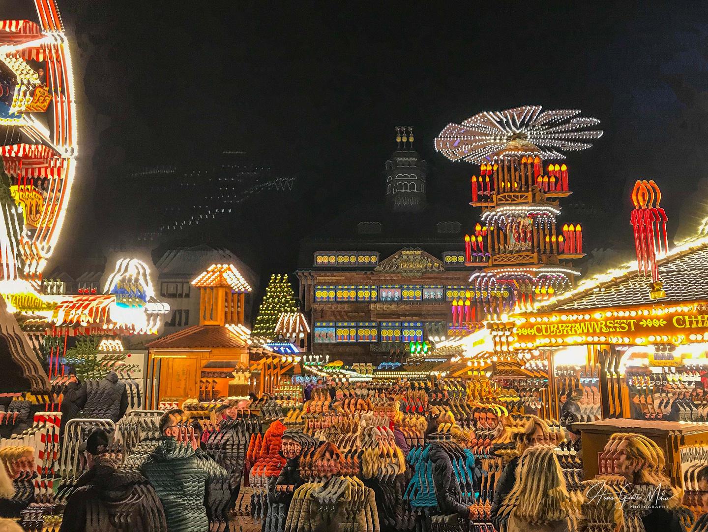 Weihnachtsmarkt Hanau.Weihnachtsmarkt Hanau 2018 Foto Bild Bearbeitungs Techniken