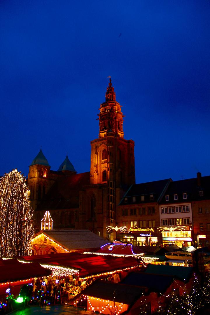 Weihnachtsmarkt Heilbronn.Weihnachtsmarkt Heilbronn Foto Bild Architektur Architektur Bei