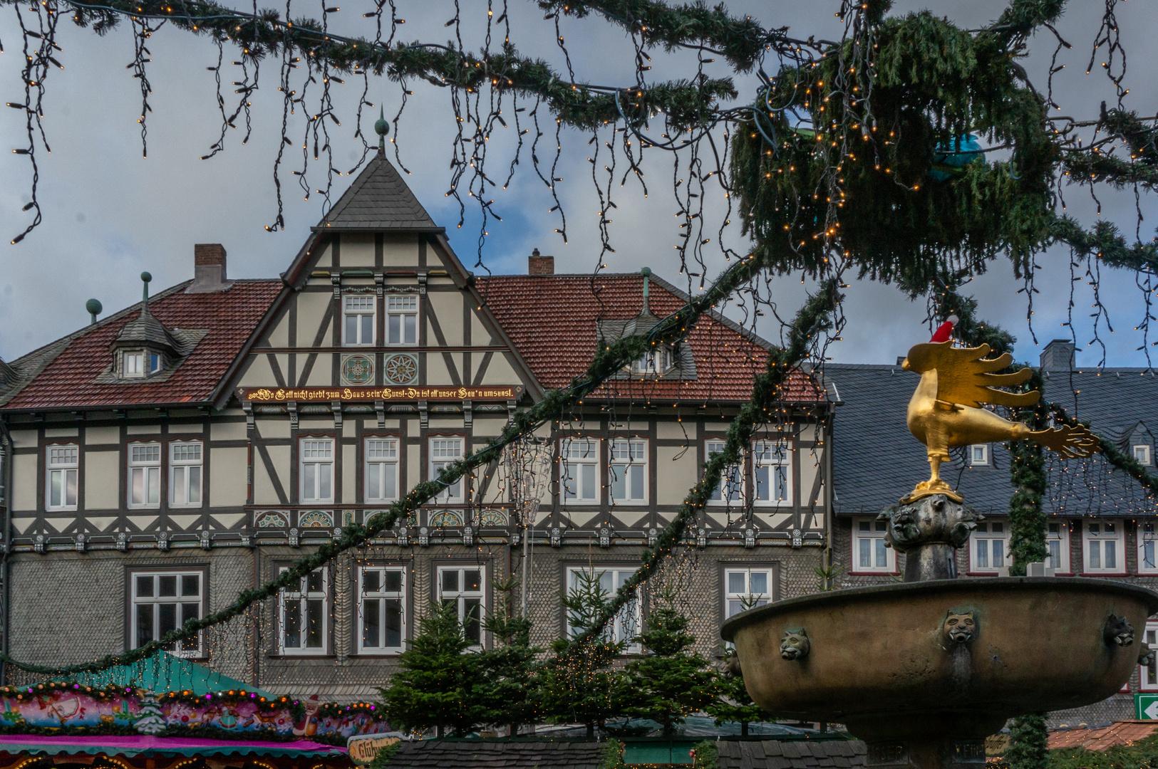 Weihnachtsmarkt I.Weihnachtsmarkt I Goslar Harz Foto Bild Weihnachtsmarkt