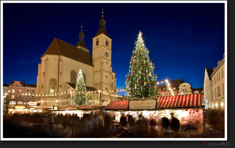 Fürstlicher Weihnachtsmarkt Regensburg