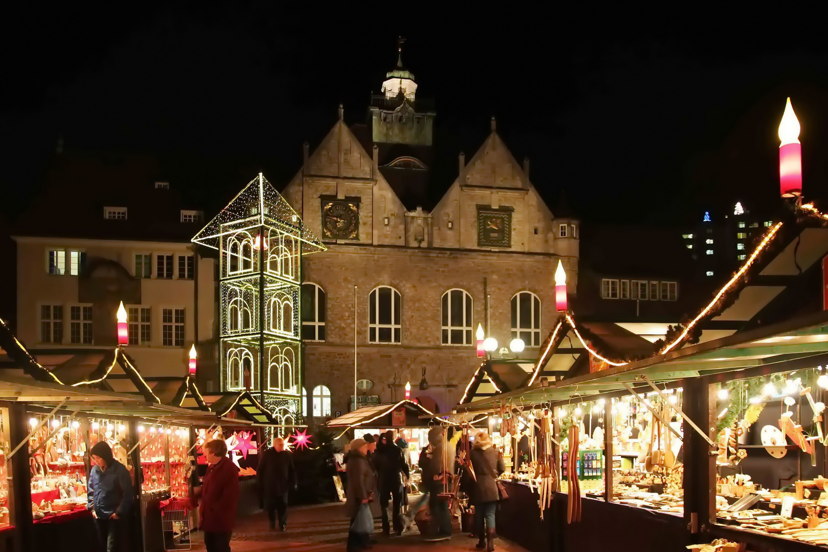 Bergisch Gladbach Weihnachtsmarkt.Weihnachtsmarkt In Bergisch Gladbach Foto Bild Architektur