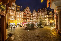 Weihnachtsmarkt in Bernkastel