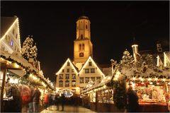 Weihnachtsmarkt in Biberach a.d. Riss
